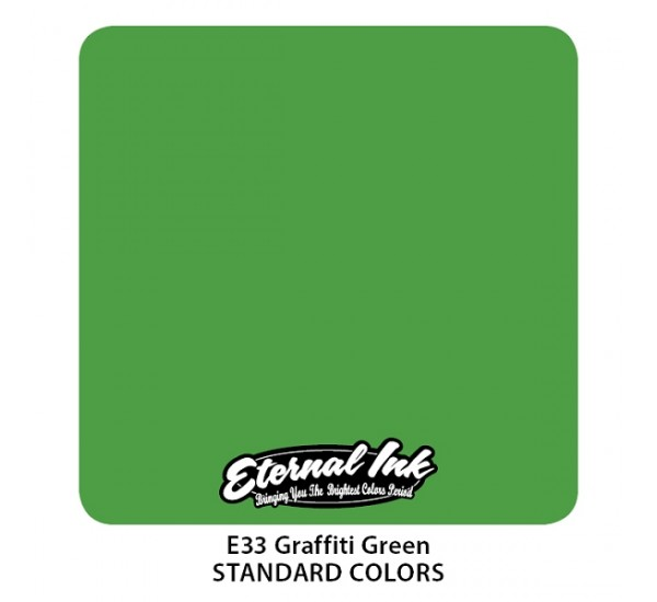 Eternal Ink - Graffiti Green 30 ML