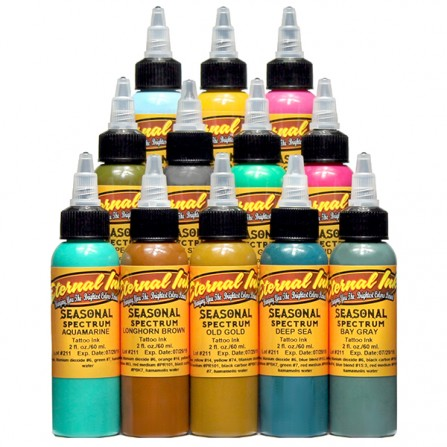 The Seasonal Spectrum set 12 x 30ml