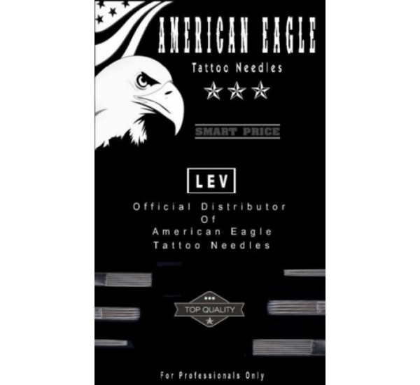 0,35 American Eagle 11 M1 magnum Tattoo Needles