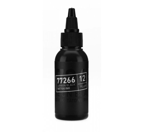 Carbon black Sumi 12 50 ml