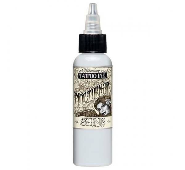 NOCTURNAL INK - SHINE WHITE 120 ml