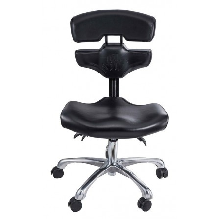 MAKO STUDIO CHAIR FROM TATSOUL BLACK