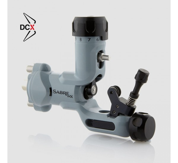 Sabre Tattoo Machine DCX – Graphite